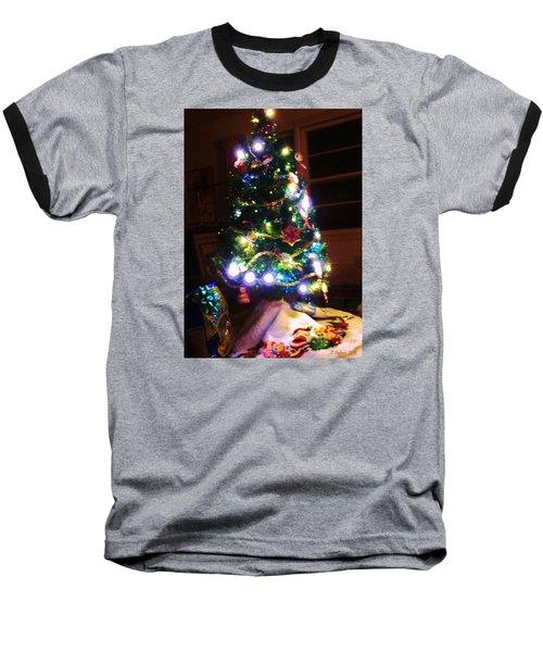 Light Up The Night Baseball T-Shirt
