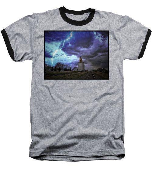 Lightening Track Baseball T-Shirt