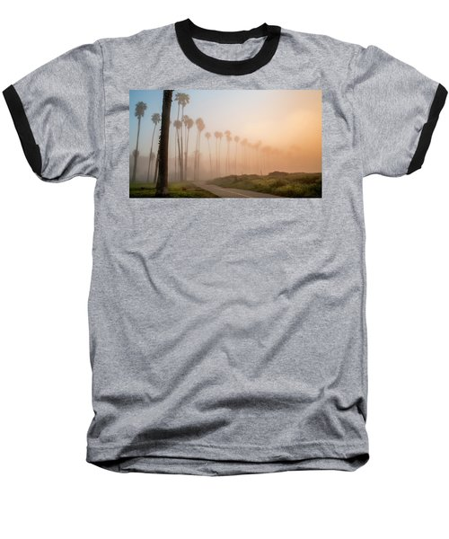 Baseball T-Shirt featuring the photograph Lighter Longer by Sean Foster