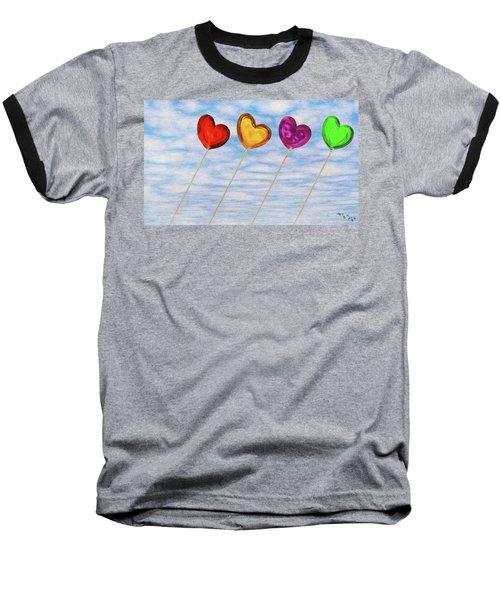 Lighter Than Air Baseball T-Shirt
