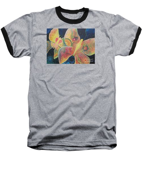 Lighthearted Baseball T-Shirt by Helena Tiainen