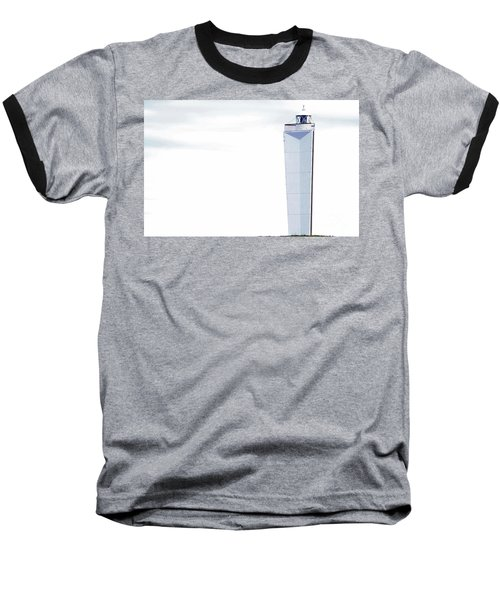 Baseball T-Shirt featuring the photograph Lighthouse At Cape Jervis by Stephen Mitchell
