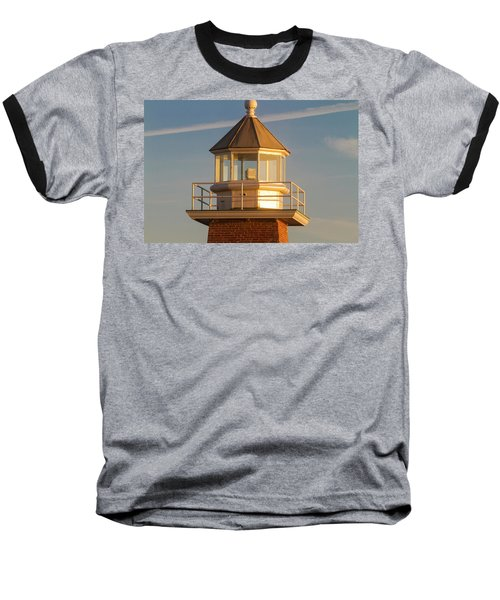 Lighthouse Wonder Baseball T-Shirt