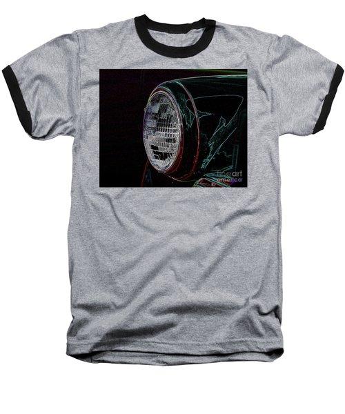Baseball T-Shirt featuring the photograph Lighting The Way by Vicki Pelham