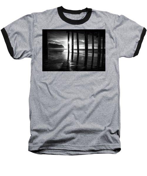 Lighting Up The Dark Baseball T-Shirt