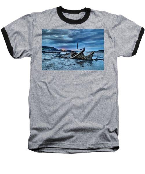 Lights Out On Admiral Von Tromp Baseball T-Shirt