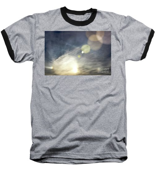 Baseball T-Shirt featuring the photograph Lightshow by Colleen Kammerer