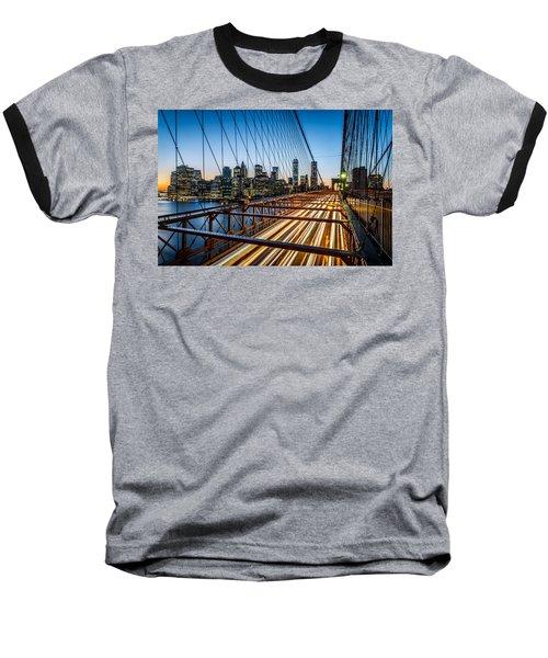 Lightwave Baseball T-Shirt
