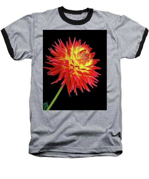 Like A Fire Baseball T-Shirt