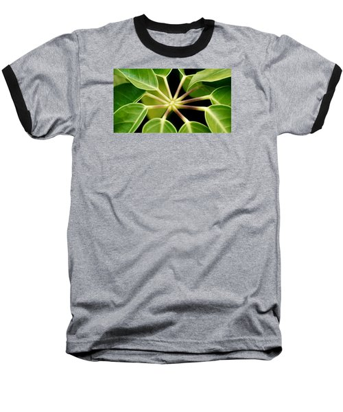 Baseball T-Shirt featuring the photograph like a Star by Werner Lehmann
