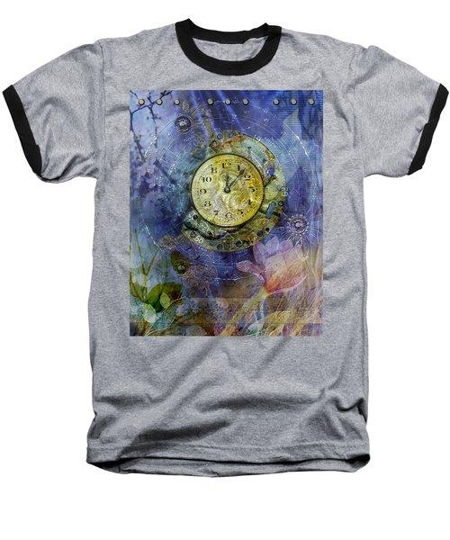 Like Clockwork Baseball T-Shirt