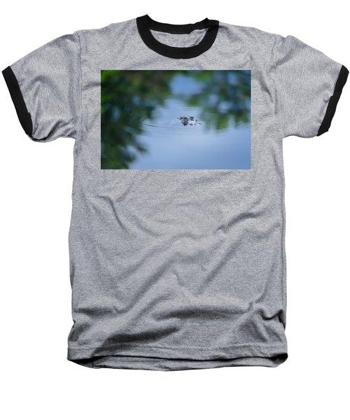 Lil Guy Baseball T-Shirt by Craig Szymanski