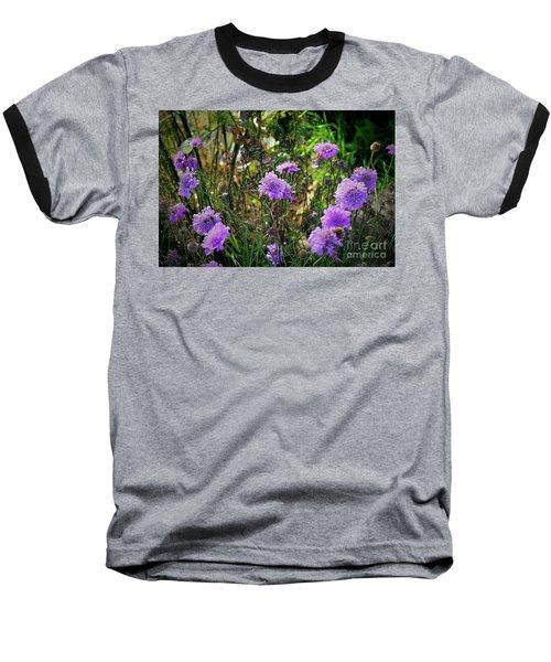 Lilac Carved Jellytot Baseball T-Shirt
