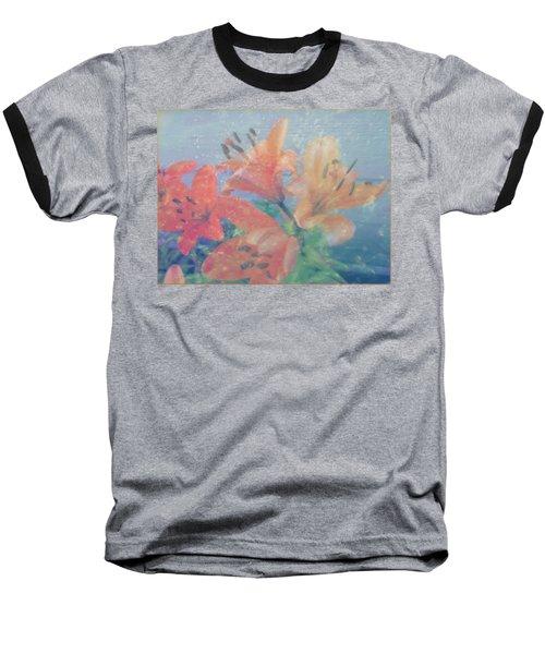 Lilies #1 Baseball T-Shirt
