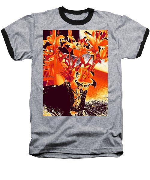 Lilies #2 Baseball T-Shirt