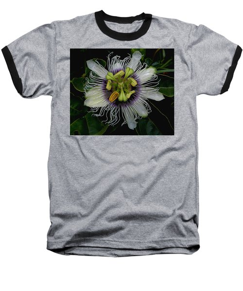 Lilikoi Passion Fruit Baseball T-Shirt