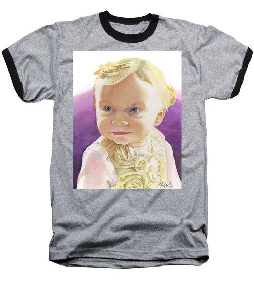 Lillian Baseball T-Shirt
