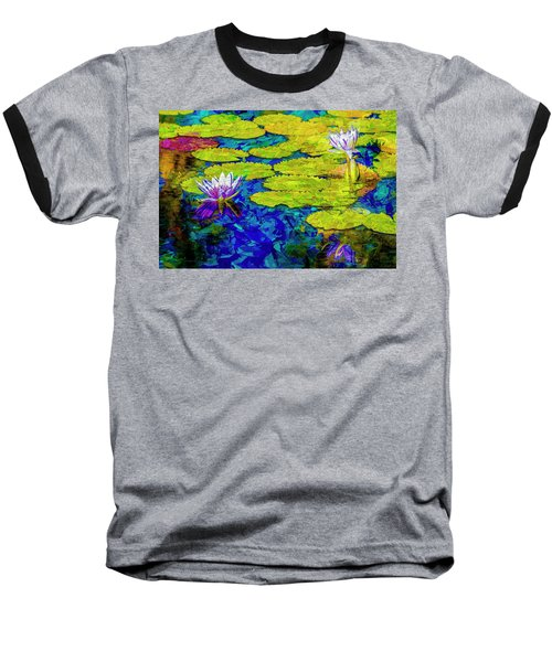 Baseball T-Shirt featuring the photograph Lilly by Paul Wear
