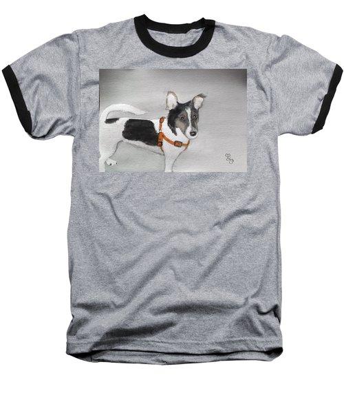 Lily Baseball T-Shirt by Carole Robins