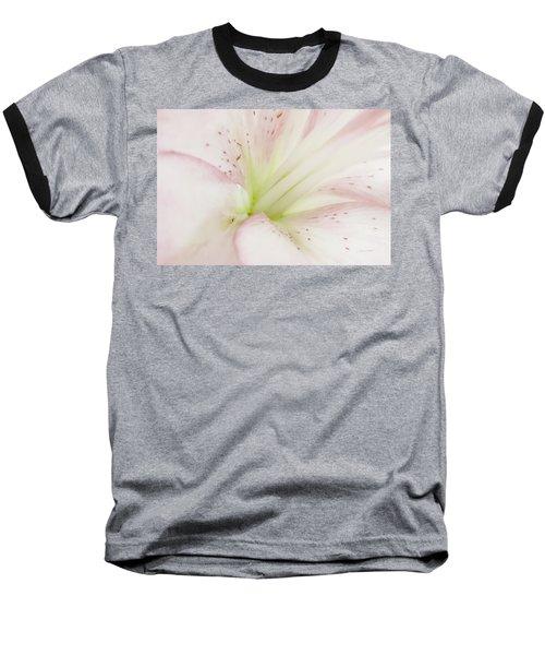 Lily Centered Baseball T-Shirt