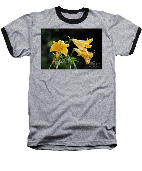 Lily Lily Where Art Thou Lily Baseball T-Shirt