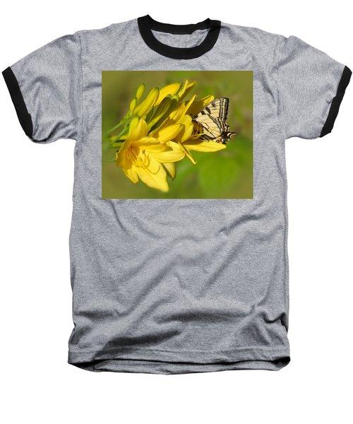 Lily Lover Baseball T-Shirt by MTBobbins Photography