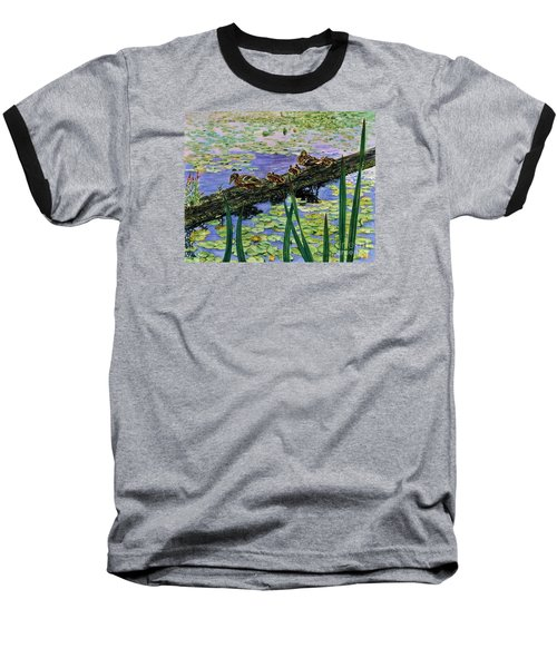 Lily Marsh Family Baseball T-Shirt