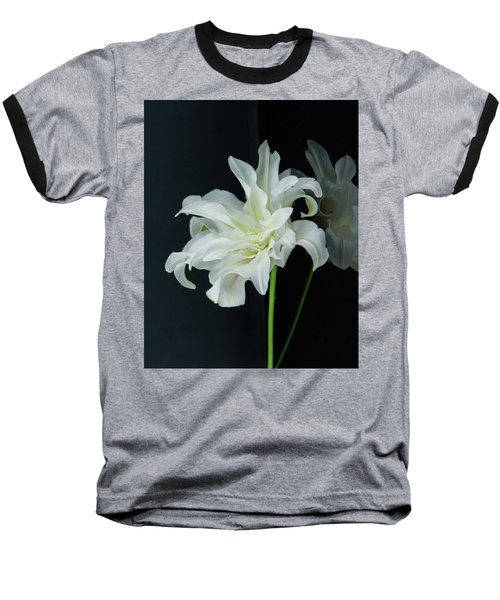 Lily Reflected Baseball T-Shirt