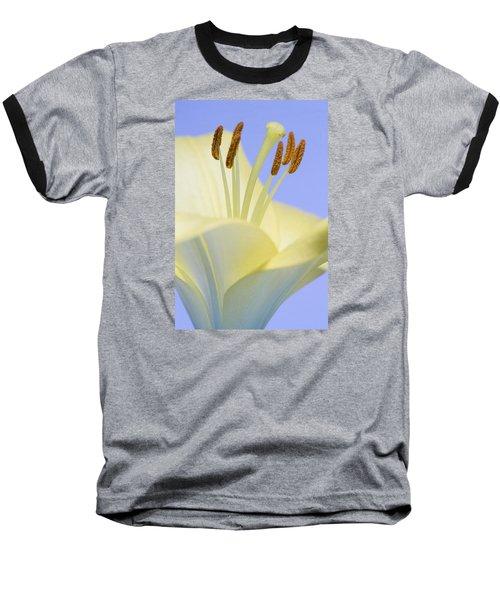 Lily Stamens  Baseball T-Shirt