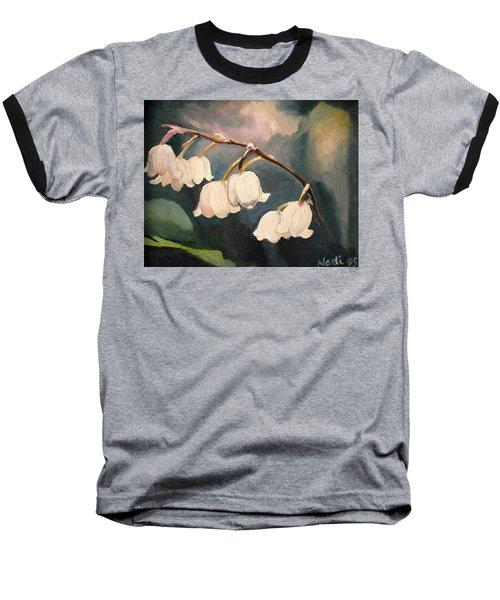 Lily Whites Baseball T-Shirt