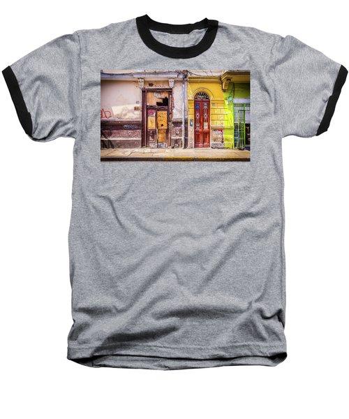 Lima City Doors Baseball T-Shirt