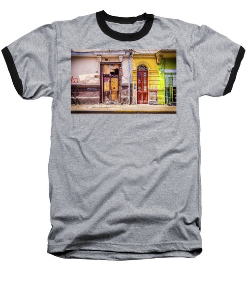 Lima City Doors Baseball T-Shirt