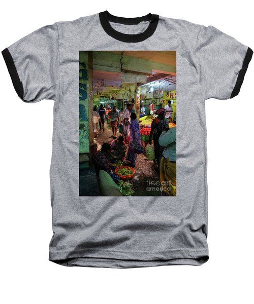 Baseball T-Shirt featuring the photograph Limes For Sale by Mike Reid