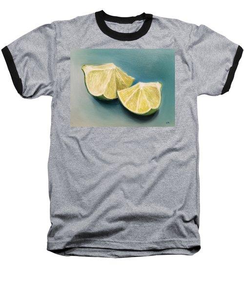 Limes Baseball T-Shirt