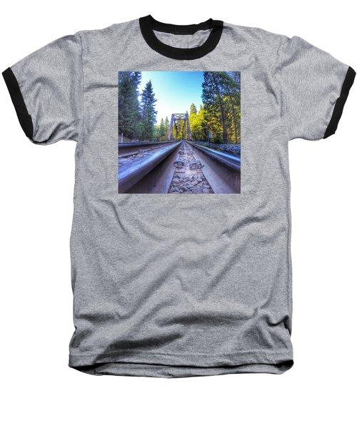 Limitless Baseball T-Shirt by Alpha Wanderlust