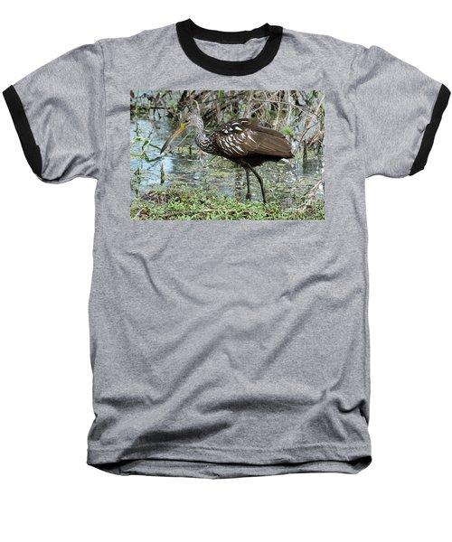 Limpkin Baseball T-Shirt