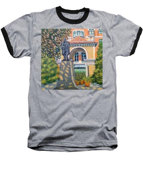 Lincoln At Union Square, N.y. Baseball T-Shirt