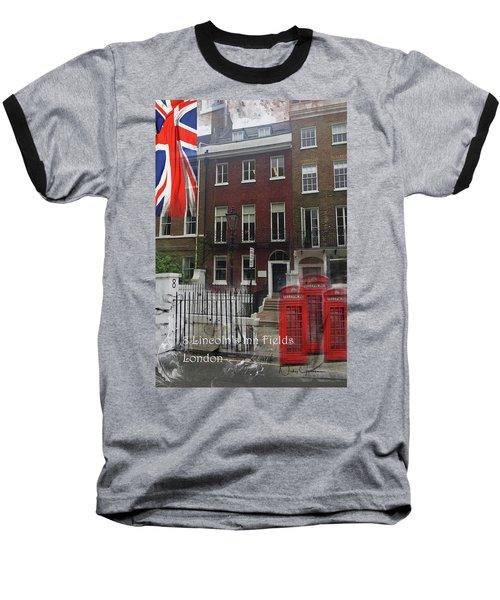 Lincoln's Inn Field Baseball T-Shirt