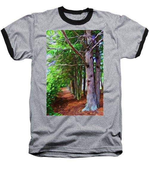 Lincoln's Path Baseball T-Shirt