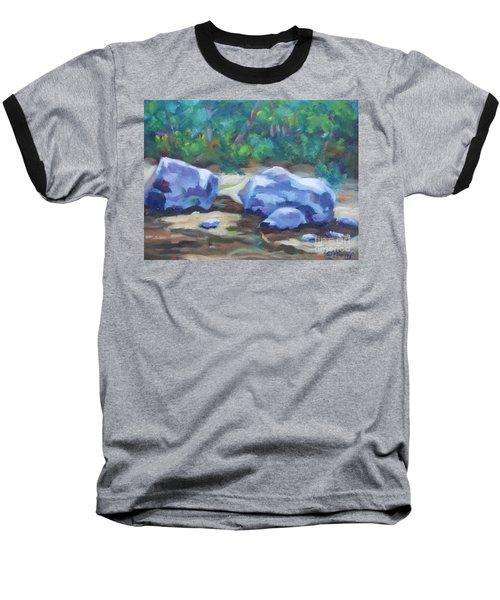 Lindenlure Baseball T-Shirt by Jan Bennicoff