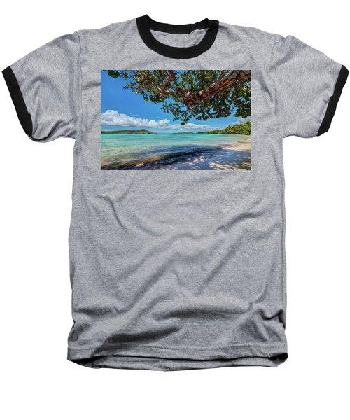 Lindquist Beach Baseball T-Shirt