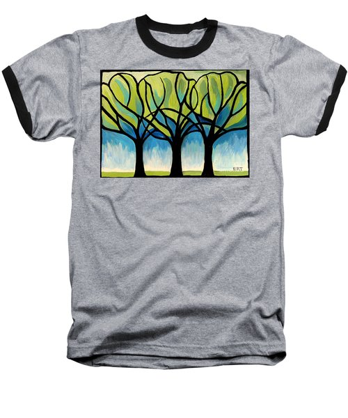 Lineage  Baseball T-Shirt