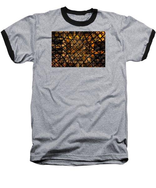 Linear Contingency Baseball T-Shirt