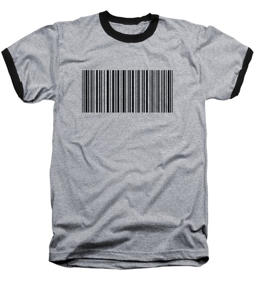 Lines 7 Baseball T-Shirt by Bruce Stanfield