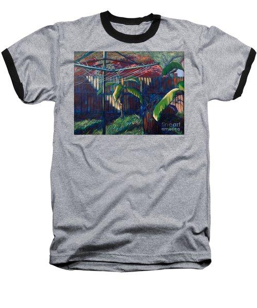Lines And Light Baseball T-Shirt