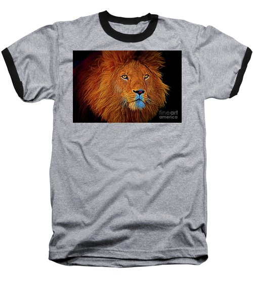 Lion 16218 Baseball T-Shirt