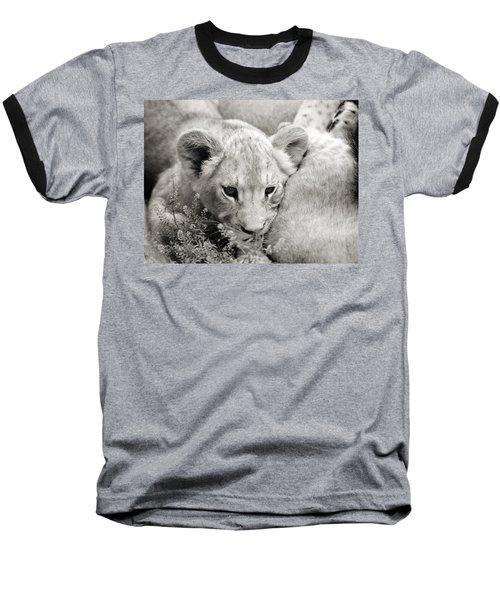 Lion Cub Baseball T-Shirt