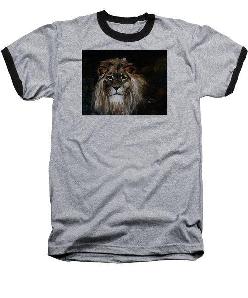 Sargas The Lion Baseball T-Shirt