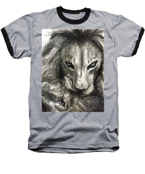Lion's World Baseball T-Shirt