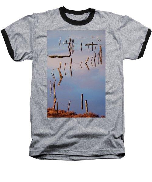 Liquid Assets Baseball T-Shirt